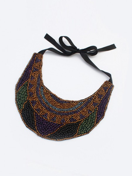 Occident Exotic Personality Retro Hot Sale Necklace-21