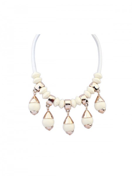 Occident Major Suit Trendy Street Shooting Hot Sale Necklace