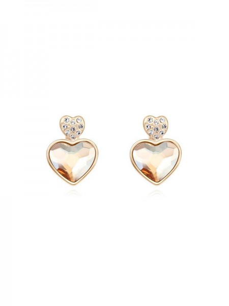 Austria Crystal Stud Hot Sale Earrings